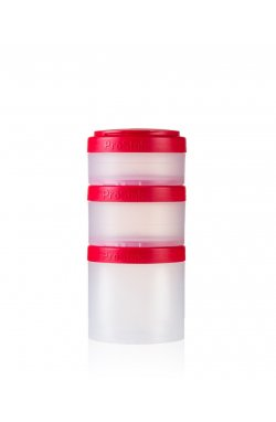 Контейнер спортивный BlenderBottle Expansion Pak Clear/Red (ORIGINAL)