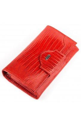 Кошелек женский CANPELLINI 17045 кожаный Красный Красный