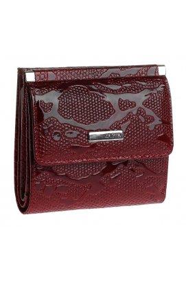 Кошелек женский KARYA 17180 кожаный Красный Красный