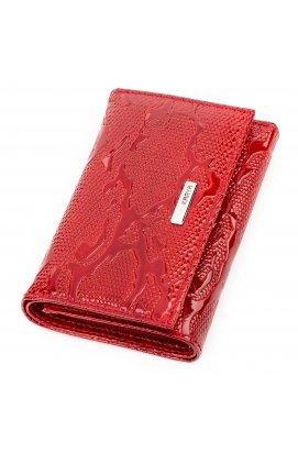 Кошелек женский KARYA 17171 кожаный Красный Красный
