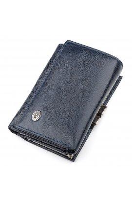 Гаманець жіночий ST Leather 18358 (ST617) невеликий Синій