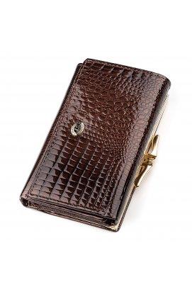 Гаманець жіночий ST Leather 18372 (S1201A) лакована шкіра