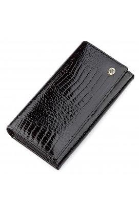 Гаманець жіночий ST Leather 18390 (S2001A) з лакованої шкіри
