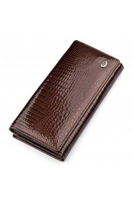 Гаманець жіночий ST Leather 18396 (S3001A) лакована шкіра