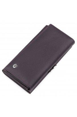 Гаманець жіночий ST Leather 18403 (ST1518) ошатний Фіолетовий