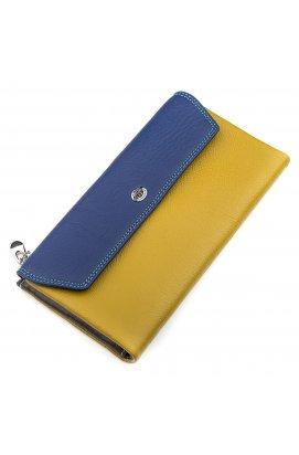 Гаманець жіночий ST Leather 18405 (SB42-2) річний Синій