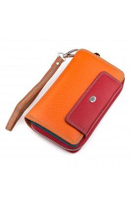 Гаманець жіночий ST Leather 18441 (SB55-5) місткий Червоний Червоний