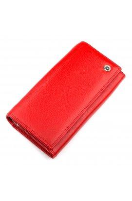 Кошелек женский Boston 18483 (S6001B) стильный Красный Красный