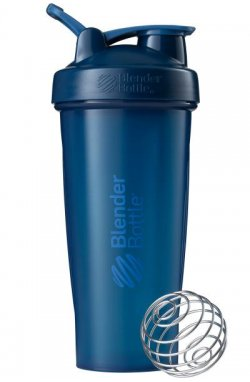 Спортивный шейкер BlenderBottle Classic oop 820ml Navy (ORIGINAL)