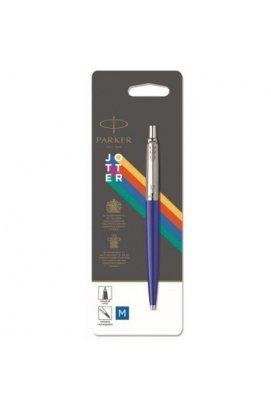 Ручка шариковая Parker JOTTER 17 Plastic Blue CT BP блистер 15 136
