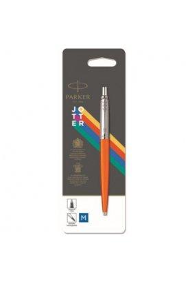 Ручка шариковая Parker JOTTER 17 Plastic Orange CT BP блистер 15 436