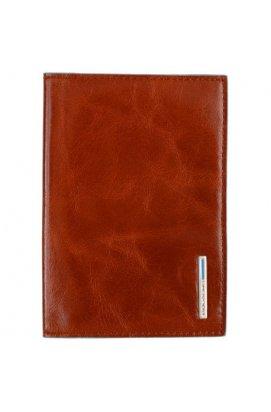 Обложка для паспорта Piquadro BL SQUARE/Orange AS300B2_AR