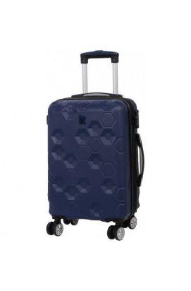 Чемодан IT Luggage HEXA/Blue Depths S Маленький IT16-2387-08-S-S118