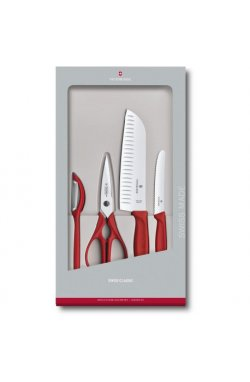 Кухонный набор Victorinox SwissClassic Kitchen Set 6.7131.4G