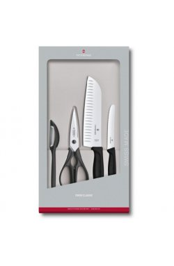 Кухонный набор Victorinox SwissClassic Kitchen Set 6.7133.4G