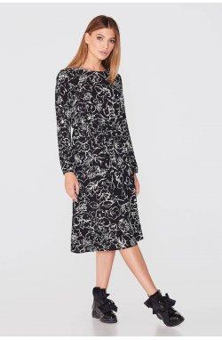 Платье 797-PW01 - Черный