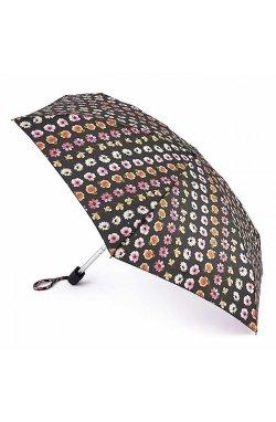 Зонт женский Fulton Tiny-2 L501 Floral Chain (Цветочная Цепочка)