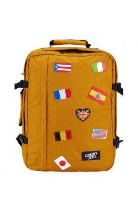 Сумка-рюкзак CabinZero CLASSIC FLAGS 44L / Orange Chill Cz14-1309