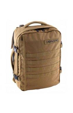 Сумка-рюкзак CabinZero MILITARY 28L/Desert Sand Cz19-1402