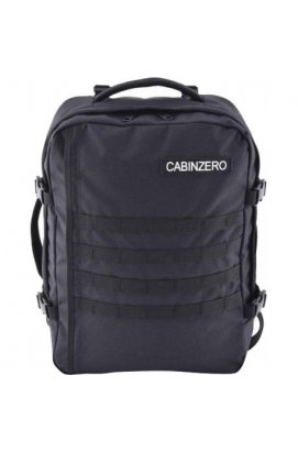 Сумка-рюкзак CabinZero MILITARY 36L/Absolute Black Cz18-1401