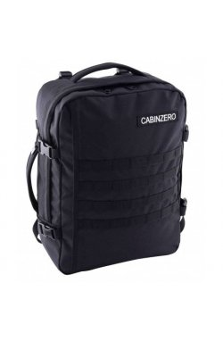 Сумка-рюкзак CabinZero MILITARY 36L/Absolute Black Cz18-1401