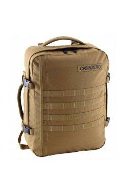 Сумка-рюкзак CabinZero MILITARY 36L/Desert Sand Cz18-1402
