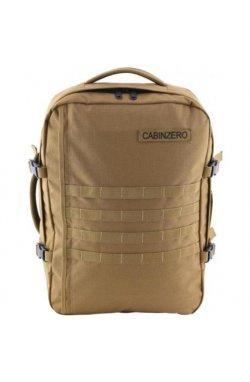Сумка-рюкзак CabinZero MILITARY 44L/Desert Sand Cz09-1402
