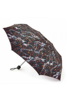 Зонт женский Fulton Minilite-2 L354 Electric Leopard (Стремительный Леопард)
