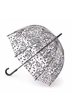 Зонт женский Fulton Birdcage-2 L042 Leopard Camo (Леопардовый Камуфляж)
