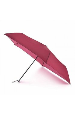 Зонт женский Fulton Aerolite-1 UV L891 Red (Красный)