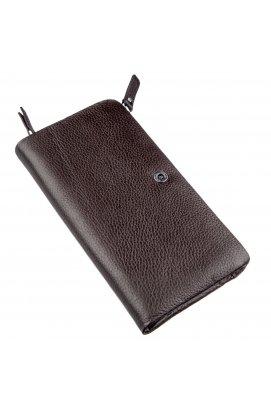 Жіночий вертикальний гаманець-клатч Boston 18800