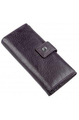 Гарний жіночий гаманець Boston 18846 Фиолетово-сірий Фиолетово-сірий