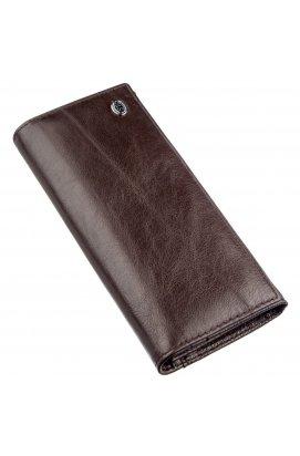 Вместительный кошелек для женщин ST Leather 18894