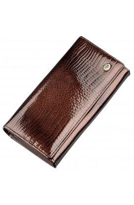 Жіночий гаманець з монетницьою на клямці ST Leather 18906