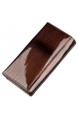 Женский кошелек с монетницей на защелке ST Leather 18906