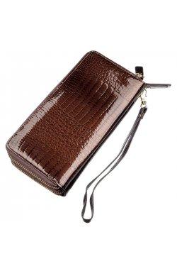 Женский лаковый клатч ST Leather 18908