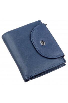Невеликий жіночий гаманець ST Leather 18928 Синій