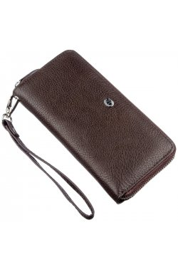 Вместительный женский клатч ST Leather 18930