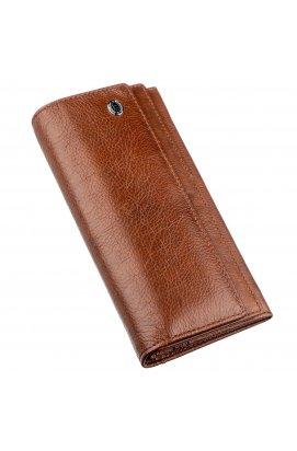 Гаманець-візитниця на кнопці ST Leather 18952