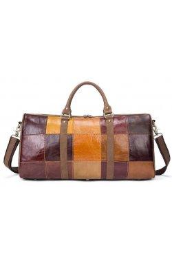 Дорожная сумка Crazy 14779 Vintage Разноцветная
