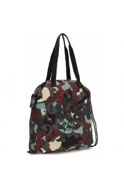 Сумка-рюкзак Kipling PACKABLE BAGS / Camo L Light KI3776_35X