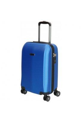 Чемодан Enrico Benetti ATLANTA/Steel Blue S Маленький Eb74000 088-50