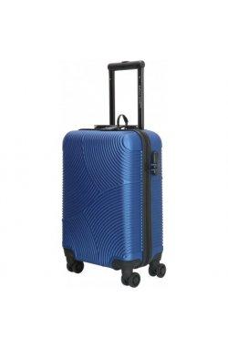 Чемодан Enrico Benetti LOUISVILLE/Steel Blue S Маленький Eb39040 088-50