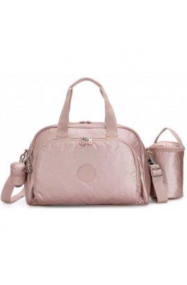 Женская сумка Kipling BASIC PLUS / Metallic Rose K13556_G45