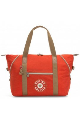 Женская сумка Kipling BASIC / Funky Orange Bl K13405_M45