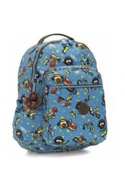 Рюкзак для ноутбука Kipling BTS / Monkey Rock K21316_30R