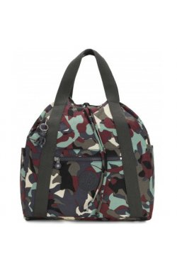 Сумка-рюкзак Kipling BASIC / Camo L KI3526_P35
