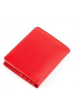 Кошелек женский CANPELLINI 17054 кожаный Красный Красный