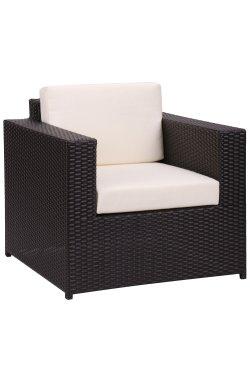 Комплект мебели Santo из ротанга Elit (SC-B9508) Brown MB1034 ткань A13815 - 516783