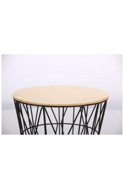 Стол Rosella, черный - 520728